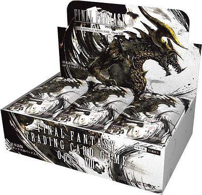 Einfach und sicher online bestellen: Final Fantasy TCG Opus 8 Booster Display in Österreich kaufen.