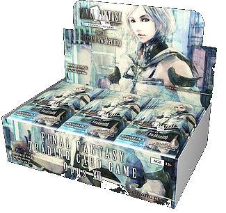 Einfach und sicher online bestellen: Final Fantasy TCG Opus XII Booster Display in Österreich kaufen.