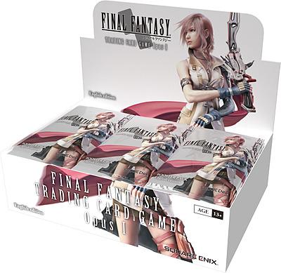 Einfach und sicher online bestellen: Final Fantasy TCG Opus 1 Booster Display (Engl) in Österreich kaufen.
