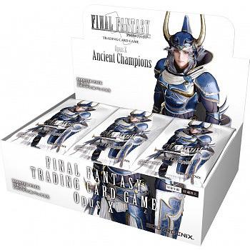 Einfach und sicher online bestellen: Final Fantasy TCG Opus X Booster Display in Österreich kaufen.