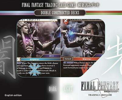 Einfach und sicher online bestellen: Final Fantasy Versus Decks Heroes & Villians in Österreich kaufen.