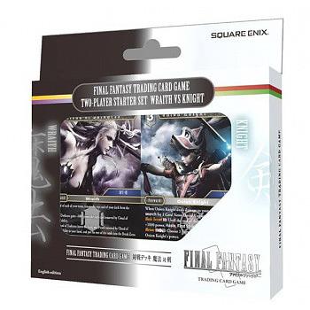 Einfach und sicher online bestellen: Final Fantasy TCG Wraith vs Knight Starter Set in Österreich kaufen.