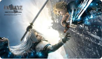 Einfach und sicher online bestellen: Final Fantasy TCG Playmat FFVII Advent Children in Österreich kaufen.