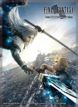 Einfach und sicher online bestellen: Final Fantasy TCG Sleeves FFVII Advent Children in Österreich kaufen.