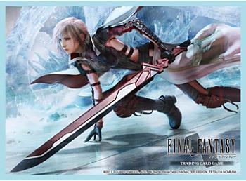 Einfach und sicher online bestellen: Final Fantasy TCG Sleeves FFXIII Lightning in Österreich kaufen.