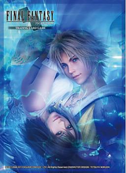 Einfach und sicher online bestellen: Final Fantasy TCG Sleeves FFX Remaster in Österreich kaufen.