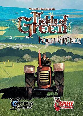 Einfach und sicher online bestellen: Fields of Green - Noch Grüner in Österreich kaufen.