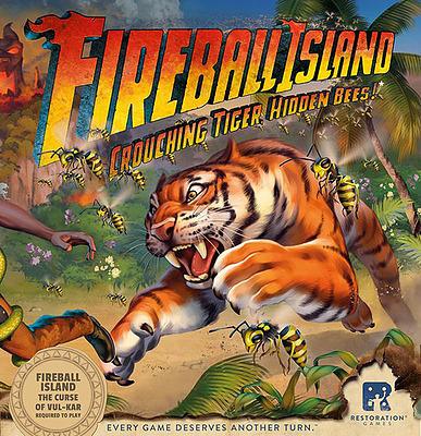 Einfach und sicher online bestellen: Fireball Island: Crouching Tiger, Hidden Bees! in Österreich kaufen.