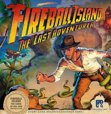 Einfach und sicher online bestellen: Fireball Island: The Last Adventurer (Englisch) in Österreich kaufen.
