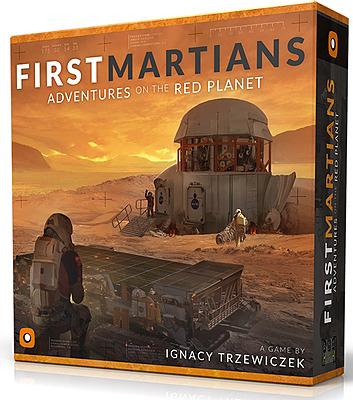 Einfach und sicher online bestellen: First Martians: Adventure on the Red Planet in Österreich kaufen.
