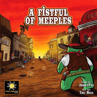 Einfach und sicher online bestellen: A Fistful of Meeples (Englisch) in Österreich kaufen.