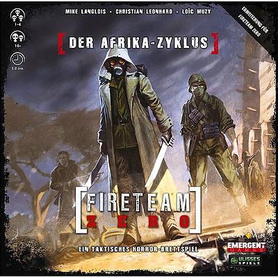 Einfach und sicher online bestellen: Fireteam Zero - Der Afrika-Zyklus in Österreich kaufen.