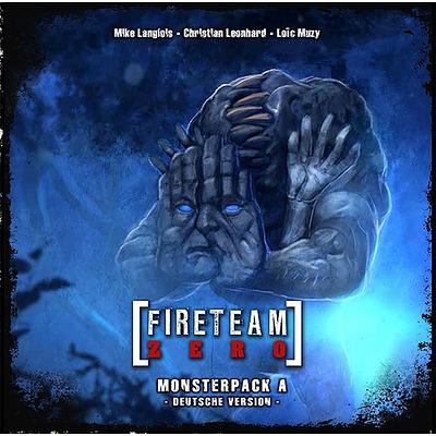 Einfach und sicher online bestellen: Fireteam Zero - Monsterpack A in Österreich kaufen.