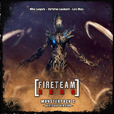 Einfach und sicher online bestellen: Fireteam Zero - Monsterpack C in Österreich kaufen.