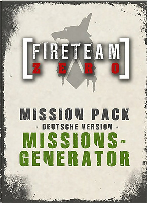 Einfach und sicher online bestellen: Fireteam Zero - Missionsgenerator in Österreich kaufen.