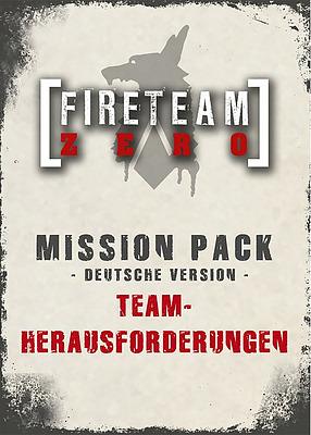 Einfach und sicher online bestellen: Fireteam Zero - Team-Herausforderungen in Österreich kaufen.