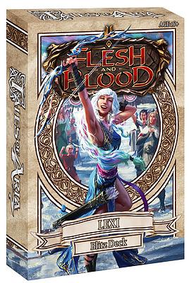 Einfach und sicher online bestellen: Flesh & Blood - Tales of Aria Blitz Deck in Österreich kaufen.