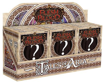 Einfach und sicher online bestellen: Flesh & Blood - Tales of Aria Blitz Decks Display in Österreich kaufen.