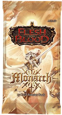 Einfach und sicher online bestellen: Flesh & Blood - Monarch First Edition Booster in Österreich kaufen.