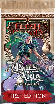 Einfach und sicher online bestellen: Flesh & Blood - Tales of Aria First Edition Booste in Österreich kaufen.