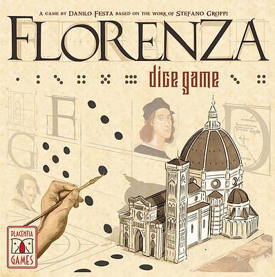 Einfach und sicher online bestellen: Florenza Dice Game in Österreich kaufen.