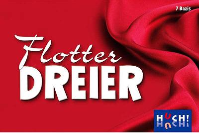 Einfach und sicher online bestellen: Flotter Dreier in Österreich kaufen.