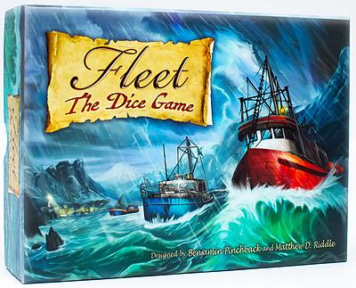 Einfach und sicher online bestellen: Fleet: The Dice Game in Österreich kaufen.