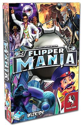 Einfach und sicher online bestellen: Flippermania in Österreich kaufen.