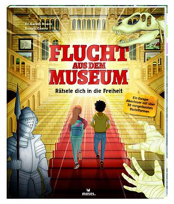 Einfach und sicher online bestellen: Flucht aus dem Museum in Österreich kaufen.