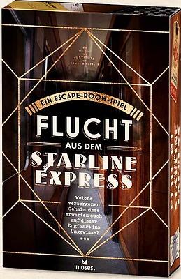 Einfach und sicher online bestellen: Flucht aus dem Starline Express in Österreich kaufen.