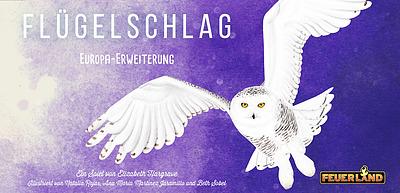 Einfach und sicher online bestellen: Flügelschlag - Europa in Österreich kaufen.