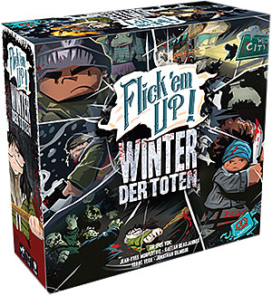 Einfach und sicher online bestellen: Flick'em Up - Winter der Toten in Österreich kaufen.