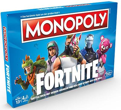Einfach und sicher online bestellen: Fortnite Monopoly in Österreich kaufen.