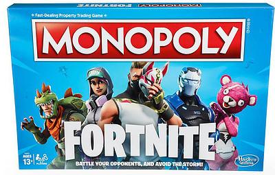 Einfach und sicher online bestellen: Fortnite Monopoly (Englisch) in Österreich kaufen.