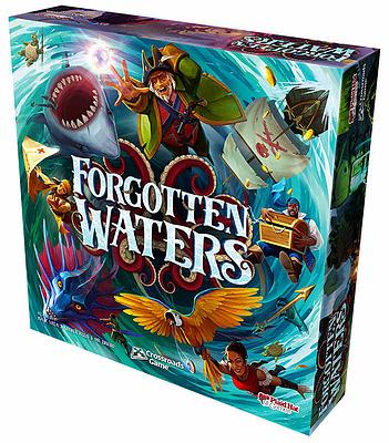 Einfach und sicher online bestellen: Forgotten Waters in Österreich kaufen.