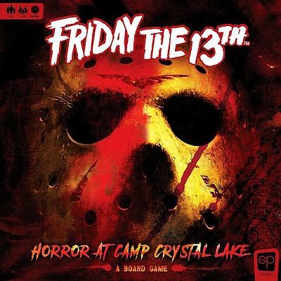 Einfach und sicher online bestellen: Friday the 13th: Horror at Camp Crystal Lake in Österreich kaufen.