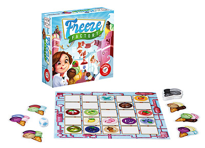 Einfach und sicher online bestellen: Freeze Factors in Österreich kaufen.