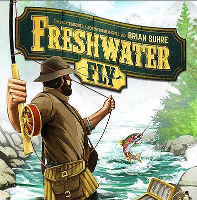Einfach und sicher online bestellen: Freshwater Fly in Österreich kaufen.