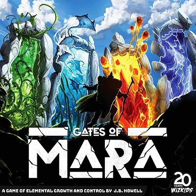Einfach und sicher online bestellen: Gates of Mara (Englisch) in Österreich kaufen.