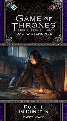 Einfach und sicher online bestellen: GoT Kartenspiel: Dolche im Dunkeln in Österreich kaufen.