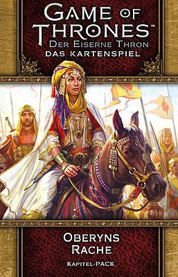 Einfach und sicher online bestellen: GoT Kartenspiel: Oberyns Rache in Österreich kaufen.