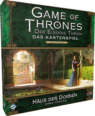 Einfach und sicher online bestellen: GoT Kartenspiel: Haus der Dornen in Österreich kaufen.