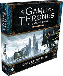 Einfach und sicher online bestellen: GoT Kartenspiel: Könige der Inseln in Österreich kaufen.