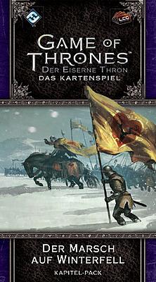 Einfach und sicher online bestellen: GoT Kartenspiel: Der Marsch auf Winterfell in Österreich kaufen.
