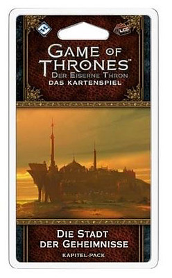 Einfach und sicher online bestellen: GoT Kartenspiel: Stadt der Geheimnisse in Österreich kaufen.
