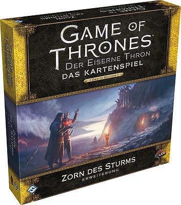 Einfach und sicher online bestellen: GoT Kartenspiel: Zorn des Sturms in Österreich kaufen.