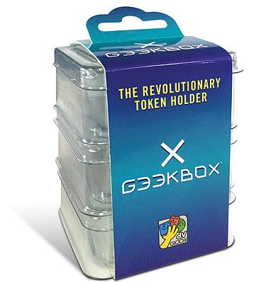 Einfach und sicher online bestellen: Geekbox 24er Set (a 3 Stück) in Österreich kaufen.