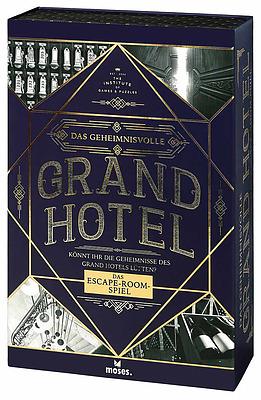 Einfach und sicher online bestellen: Das geheimnisvolle Grand Hotel in Österreich kaufen.