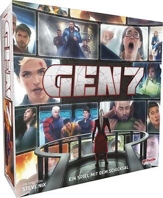 Einfach und sicher online bestellen: Gen7 in Österreich kaufen.