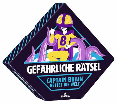 Einfach und sicher online bestellen: Gefährliche Rätsel - Captain Brain rettet die Welt in Österreich kaufen.